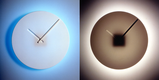 minimalist wall clocks PURE