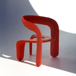 stackable chair COUPLE